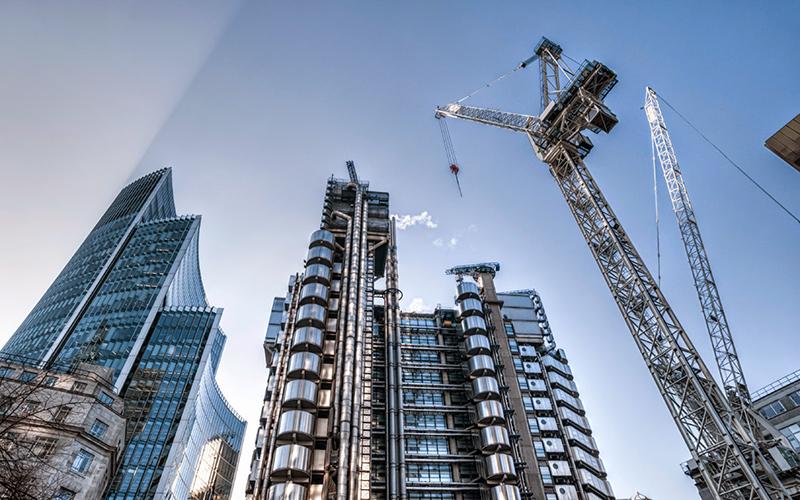 Pembangunan Konstruksi Gedung