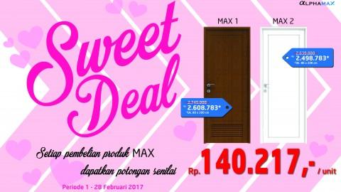 Sweet Deal!