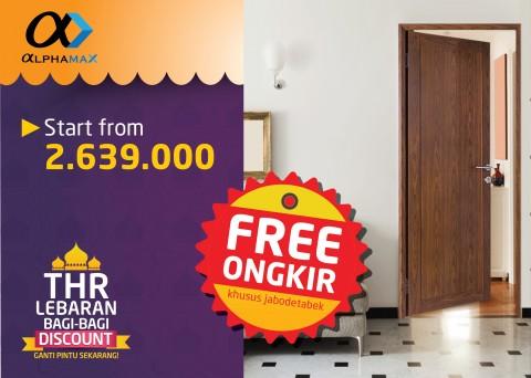 Free Ongkir Lebaran!
